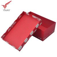 Quality Flexo Full Color Printed Paper Gift Box Decorative Gift Boxes With Lids for sale