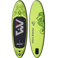 Quality Green 275*76*12CM All Round Inflatable SUP Board for sale