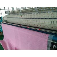Quality computerized quilting embroidery machine for sale