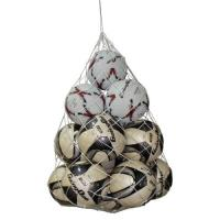 China Custom Outdoor Sports Netting Ball Bags Mesh Polyester Material on sale