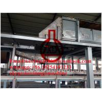 Quality 2 - 60mm Thickness Magnesium Oxide Board Production Line for External Wall Panel Insulation for sale