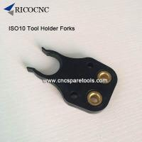 China CNC Router ISO10 Tool Holder Forks ATC Tool Changer Grippers for ISO10 Tool Holders on sale