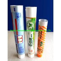 Buy cheap Flexible ABL Toothpast Tubes product