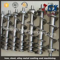 Quality single screw of extruder/plastic extrusion/pp pe film extruder single screw for sale