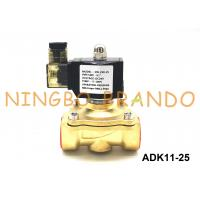 Buy cheap ADK11-25A / 25G / 25N CKD Type 2 Port Pilot Kick Solenoid Diaphragm Valve G1'' from wholesalers
