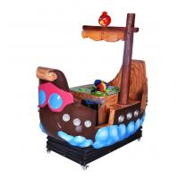 Quality Frog Hamster Game Machines  For Kids Coin Operated Arcade L2400* W 1000*x H1830mm for sale