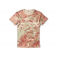 Quality 100% Cotton Camouflage Camo Air Force T Shirts , Police Department T Shirts for sale
