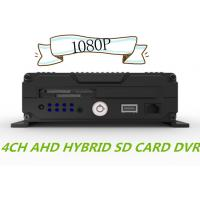 Buy cheap Hybrid 3G GPS WIFI 1080P Car DVR , vehicle video recorder for Buses / Coach from wholesalers