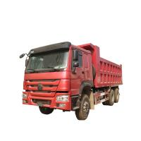 Quality Popular sale Chinese brand new sinotruck dump truck howo 6x4 18m3 for sale