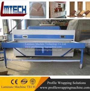 China Vacuum Membrane Presse Machine for thermoplastic foils lamination on sale