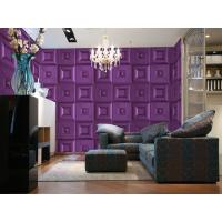 Quality Custom Decorative Wall Decals Eco Friendly Wallpaper 3D Wall Panel for Home Decor for sale