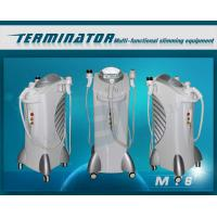 Quality 220V 3 In 1 RF Cavitation Rf Slimming Machine For Skin Tightening for sale