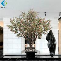 Special Style Artificial Tree Plant , Begonia Flower Tree 5-10 Years Life Time for sale