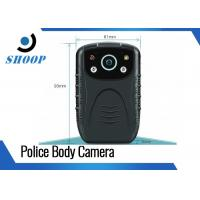 China HD Police Wearing Body Cameras For Law Enforcement Police Pocket Camera on sale