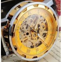 Buy cheap Businessman Style Manual Hollow Mechanical Male Ladies Watches Mens product