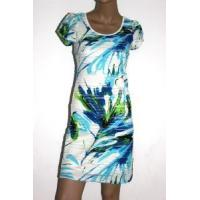 Quality 2012 Fashion Design Printed Party Dresses for Women for sale