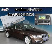 Quality Audi Multimdedia Interface for A4L / A5/ Q5 support Rearview Camera with Parking Guideline for sale