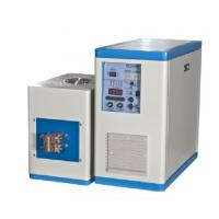 Buy cheap 20KW Ultra High Frequency Induction Heating Machine heater for wire anneal, haradening 50-250KHZ product