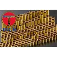 Quality Astm B111 C68700 Seamless Copper Tube , Condensers Copper Alloy Tube C10100 for sale