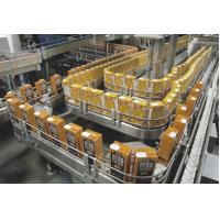 Quality 6000 L/H Orange Fruit Juice Processing Equipment With Fresh Fruits Treatments for sale