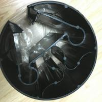 Quality Plastic Industrial Column Guards  For Racking  Uprights CE Certified  1000kg Capacity for sale