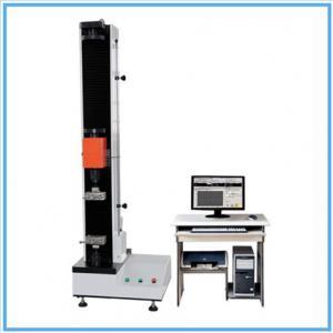 China Silicone Sponge Universal Testing Machine / Foam Compressive Strength Test Equipment on sale