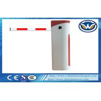 Buy cheap Telescopic Arm Auto Reverse car park barriers , parking barrier gate 8m Dual Spring product