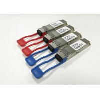 Quality DDM / DOM 100G QSFP28 Transceiver LR4 1310nm 10km SM Optical modules for sale