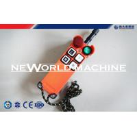 Quality F21-4S industrial wireless remote control, radio remote control, remote control for crane for sale