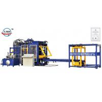 Buy QT10-15 high capacity of bricks automatic concrete block making machine at wholesale prices