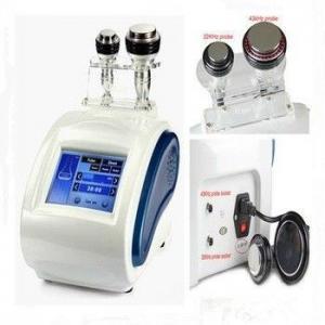 China LED Photon Skin Rejuvenation , Ultrasonic Cavitation Cellulite Reduction Machine on sale