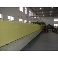 China Sponge Full Automatic Horizontal Production Line For Clothing / Shoes , 37KW on sale