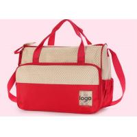 Buy Multicolored Yummy Mummy Baby Diaper bags Changing with One Inner Pouch at wholesale prices