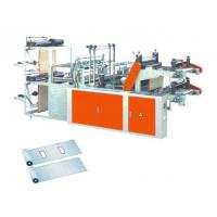 Quality Computer Control Two-layer rolling Bag-making Machine For Vest & Flat Bags for sale