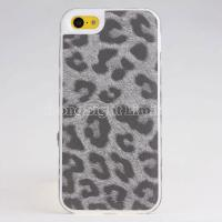 Buy cheap Leopard Print TPU Case For iPhone 5C from wholesalers