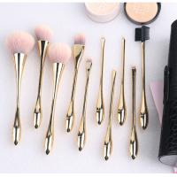 Quality Special Design Cosmetics Powder Foundation Brush Perfectly Shaped Brush Heads for sale
