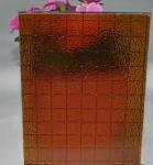 Quality Bronze Nashiji Wired Glass for sale