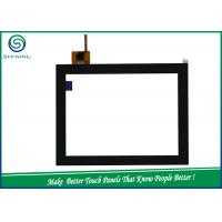 Buy cheap 8'' IIC Interface Office Touch Screen ITO Sensor Glass To 6H Cover Glass product