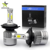 Quality HB2 / HB3 Led Car Headlight Bulbs 360° Beam Angle Easy Installation for sale