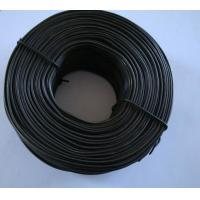 Quality Reinforcing Black Annealed Tie Wire / Belt Packs Tie Wire 1.57mm X 95m for sale