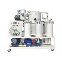 Quality Vacuum Transformer Oil Purifier , Insulation Oil Regeneration / Oil Filtration Plant for sale