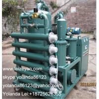 Quality ZYD Transformer Oil Purification machine, Insulating Oil Filtration Unit, Oil Filter for sale