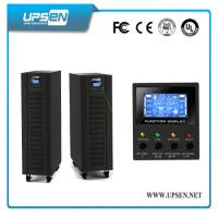 Buy cheap Uninterrupted Power Supply Three Phase Online UPS 10-30kva With LCD Display product