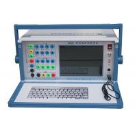 China 4U3I Channels Output Relay Test Set / Relay Test Kit High Accuracy 0~1000Hz on sale