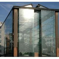 Quality Low E insulated AGC Double glazing thermal insulated window glass for ships, aircrafts for sale