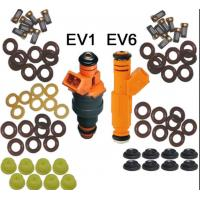 Fuel Injector Service Kit O-Rings Spacers Pintle Caps Fil