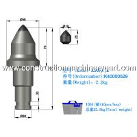 Quality Coal Mining Rock Drill Teeth Coal Cutter Bits Tungsten Carbide Tips BKS172 for sale