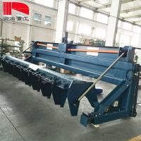 China Large Cable Equipments 2800kg Coiling Machining Frame on sale