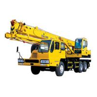 Buy cheap Hydraulic Mobile Crane QY12B.5 Truck Crane For Safety Transportion from wholesalers