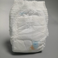 Quality Breathable Comfortable Natural Fabric Sleepy Baby Diapers for sale
